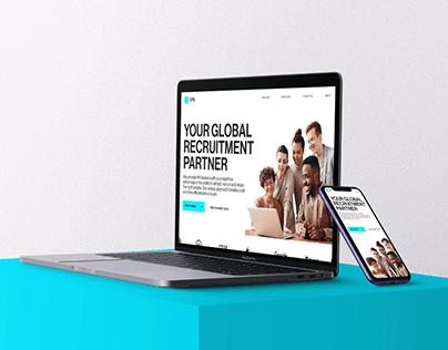OPS - Recruitment Website