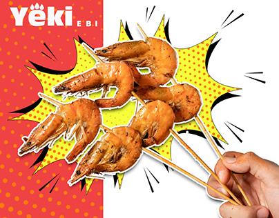 Yeki-Japanese style barbecue restaurant