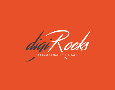 DigiRocks - Branding