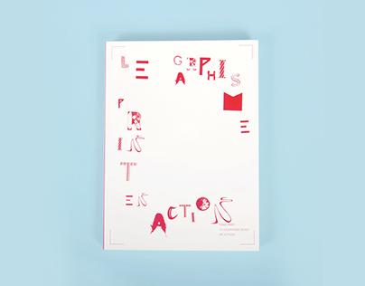 Take part, le graphisme print en action
