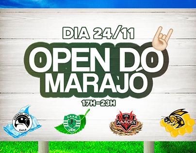 Open do Marajó