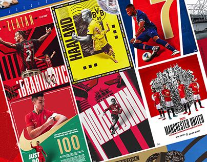 Football Designs vol.2