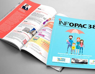 Infopac magasine
