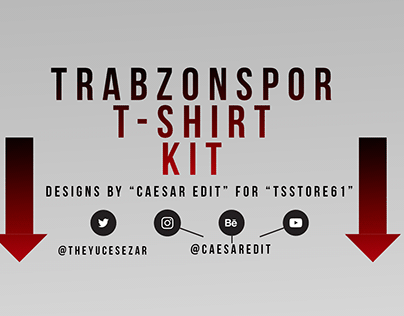 Trabzonspor T-Shirt Kit