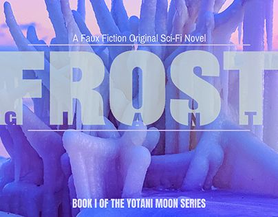 Frost Giant by Anthony Fiore
