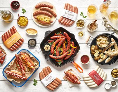 Hotdog & Sausages