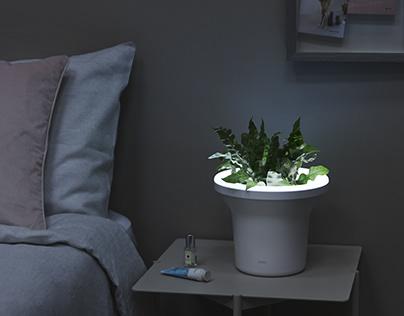Umbra Ora Illuminated Planter