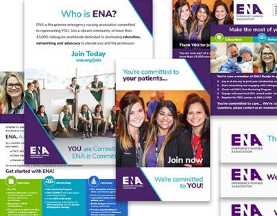 Emergency Nurses Association Collateral