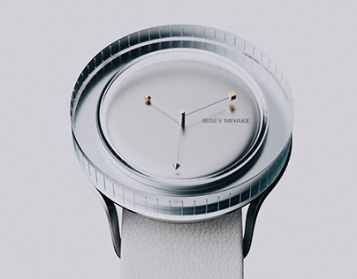 [What if] A Watch for ISSEY MIYAKE