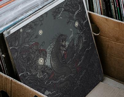BuruAzeban - Album Cover Design