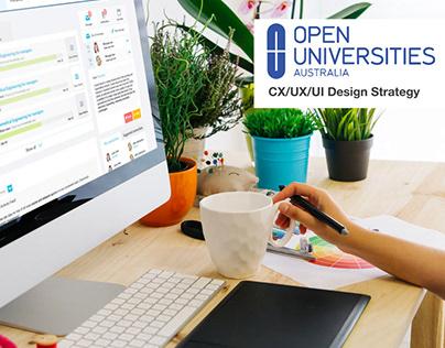 OUA Design UX/UI Design