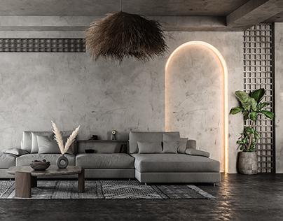 wabi sabi interior Design ( tranquility)