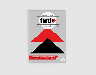 Connected Boston FWD Summit Posters