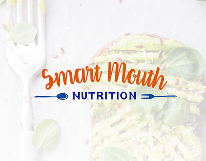 Website for Smart Mouth Nutrition