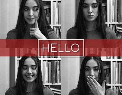 Valeria Stamati | Self-Promotion CV
