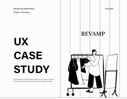 Revamp - UX / UI Case Study