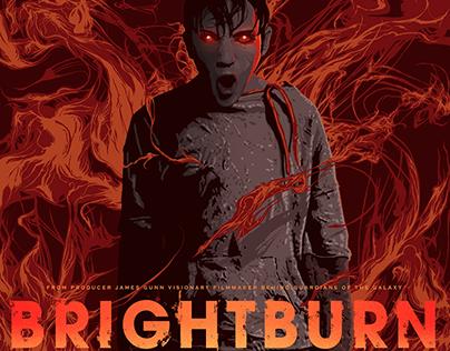 The Poster Posse x Brightburn (PP)