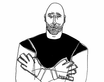 Portrait of Marco Redaelli