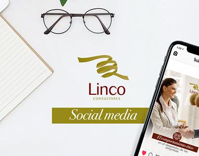 Social Media Linco Consultores