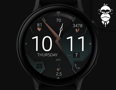 Dream 65 - Minimal Watch Face
