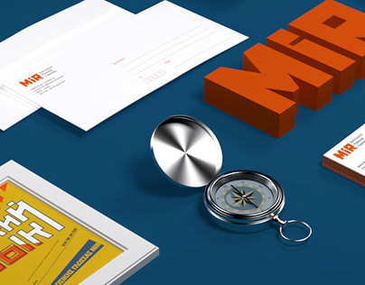 MIR Branding & Visual Identity Design