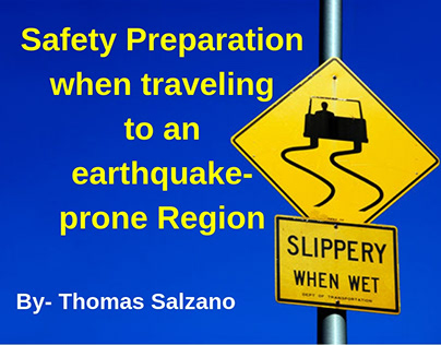 Thomas Salzano - Safety Tips for Traveling to a Region