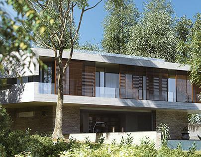 JKC1 House | 3D