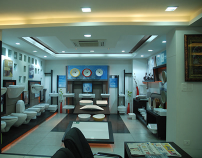 A Ceramic Company Display Center