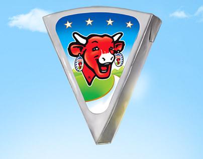 La Vache qui Rit - Site internet concours - Cri agence
