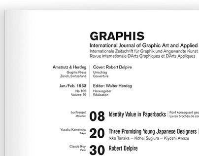 Graphis TOC
