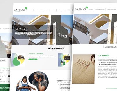 Projet Design Web