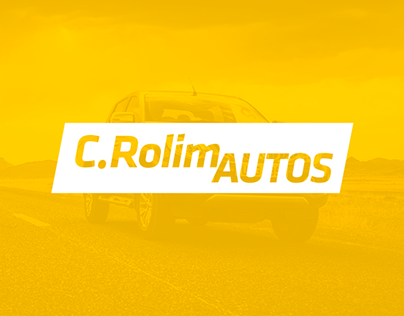Grupo C Rolim Autos - Websites Redesign and Development