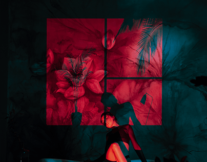 SURREAL RED by 19TONES