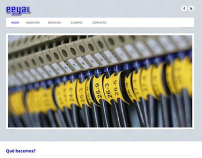 Página web EEYAL