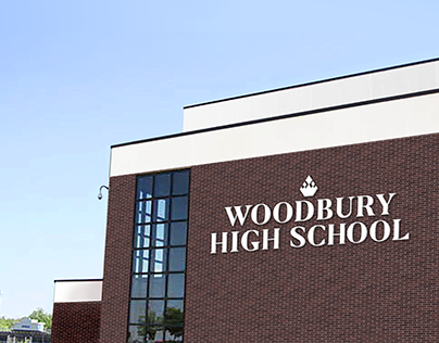 Woodbury High School Rebrand