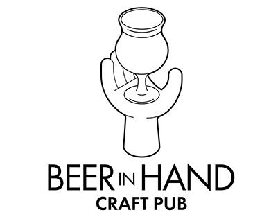 Beer In Hand Branding