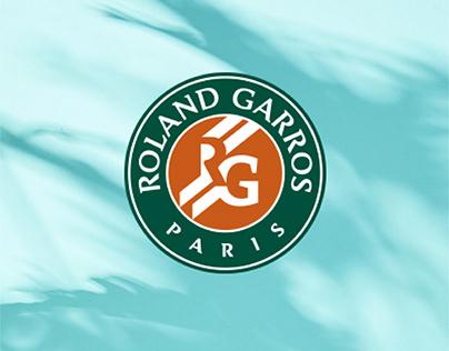 Roland Garros Digital Campaigns