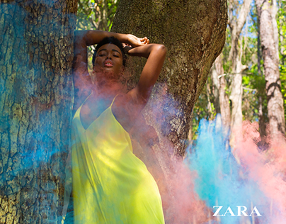 Zara Ad Campaign