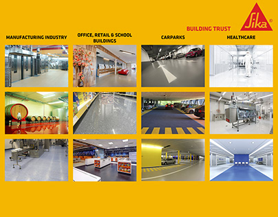 Afex Booth Panel Design 2: Sika PH