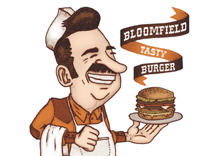 BLOOMFIELD TASTY BURGER