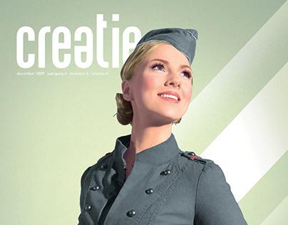 Creatie Magazine - Guest Editor