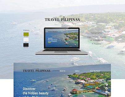 Travel Pilipinas Mockup