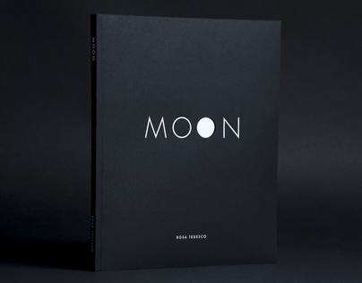 MOON - Paper Book