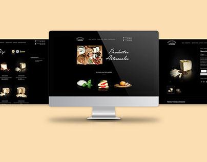 Creación de tienda online y Packaging