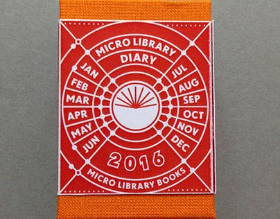 Micro Library Diary 2016