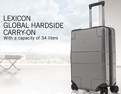 Victorinox Lexicon Hardside