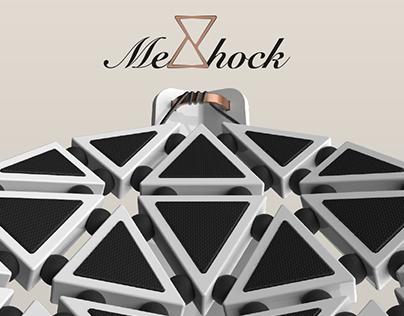 MeShock a Corian hammock