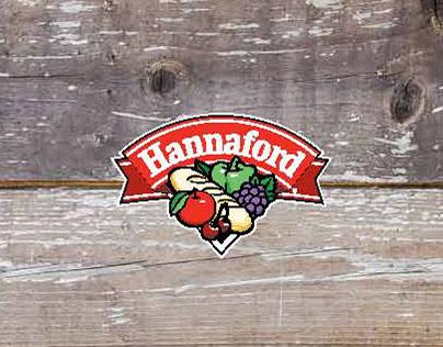 Hannaford - Brand Book