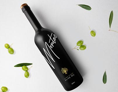Montes Olive Oil