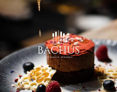 Bachus Restaurant - Branding, Identity